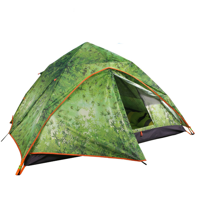3-5 People Outdoor Tents Quick Automatic Opening Tente Barracas De C&ing Double Layer Windproof  sc 1 st  AliExpress.com & 3 5 People Outdoor Tents Quick Automatic Opening Tente Barracas De ...