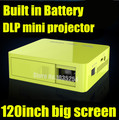 2015 Newest Mini DLP Projector HDMI Home Theater beamer multimedia proyector Full HD 1080P digital pico portable video