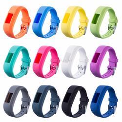 Силиконовые часы ремешок Замена для Garmin Vivofit JR JR2 Junior фитнес электронные элементы
