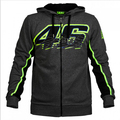 2016 Brand New Men's Clothing Valen Rossi VR46 Hoodies Sweatshirts MotoGP Hoodies Motorcycle Casual Winter Sports Jackets  bgf