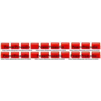 20 sztuk nowy kanał crossfader fader Cap pokrętło do 56 57 61 62 64 68 (orange kolor) tanie i dobre opinie PowerProaudio None