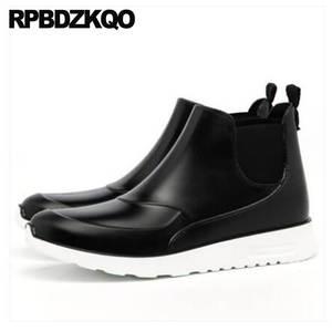 RPBDZKQO Sneakers Waterproof Ankle Boots Rubber Chelsea Men 656f531d36