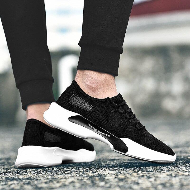 Blanc Respirant Summer Coréenne 2017 Vague Chaussures Sauvage De New Casual Hommes Grande Taille 7xw0zxg