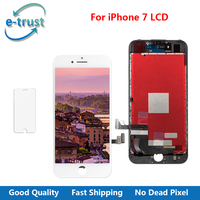 E Trust Excellent Quality LCD For IPhone 7 7G Display With Good 3D Touch Screen Digitizer