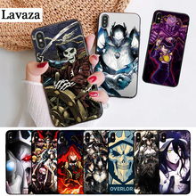 Lavaza Overlord II Albedo New Arrival Silicone Case for iPhone 5 5S 6 6S Plus 7 8 X XS Max XR