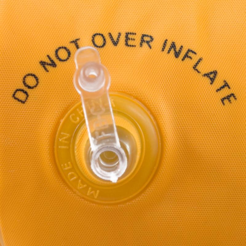 Nemokamas pristatymas Vienas poros plonas PVC plaukimo rankos žiedas - Vandens sportas - Nuotrauka 5