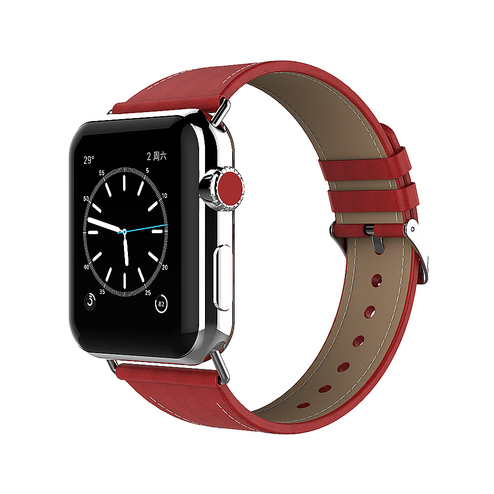 Fashion Classic Simple Bracelet Belt Band For Apple Watch 38 40 42 44 mm Genuine  Leather For iwatch Series 1 2 3 4 Watchband 84c712da5cf