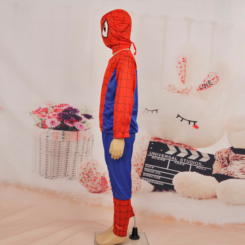 3 styles kids baby superhero spider man superman batman spiderman cosplay carnival halloween costume child accessories for kids 24