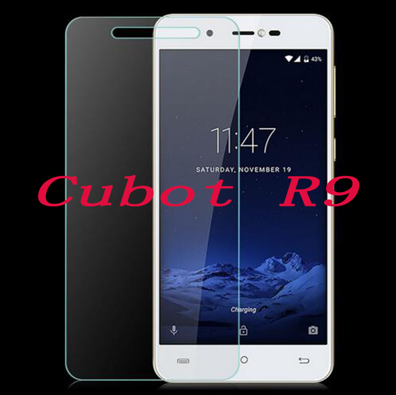 2PCS NEW Screen Protector phone For Cubot R9 5.0  Tempered Glass SmartPhone Film Protective Cover2PCS NEW Screen Protector phone For Cubot R9 5.0  Tempered Glass SmartPhone Film Protective Cover