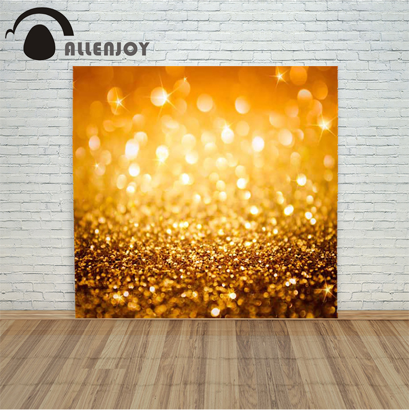 Allenjoy christmas photography backdrop Halo golden luxury blur children's camera photocall photographic festive allenjoy christmas photography backdrop wooden fireplace xmas sock gift children s photocall photographic customize festive