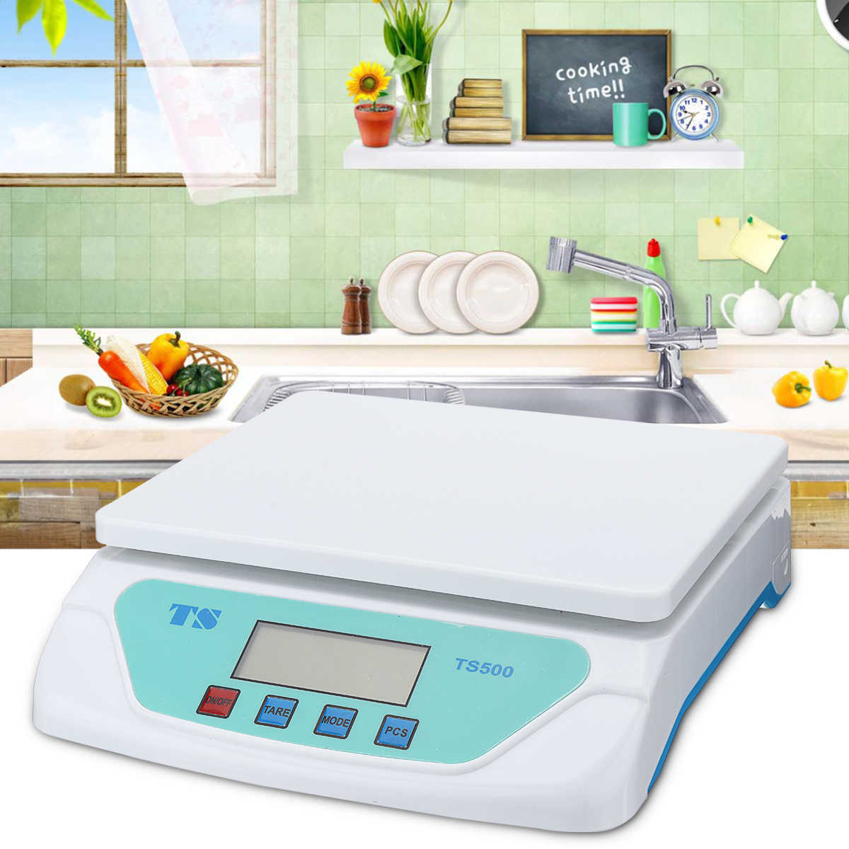 30kg electronic  scales Weighing Kitchen Scales Grams Balance LCD Display universal for Home Electronic Balance Weight