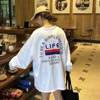 Korean Style Shirts Women 2019 Kawaii Plus Size 90s Women Tshirt Punk Harajuku Shirt For Girls