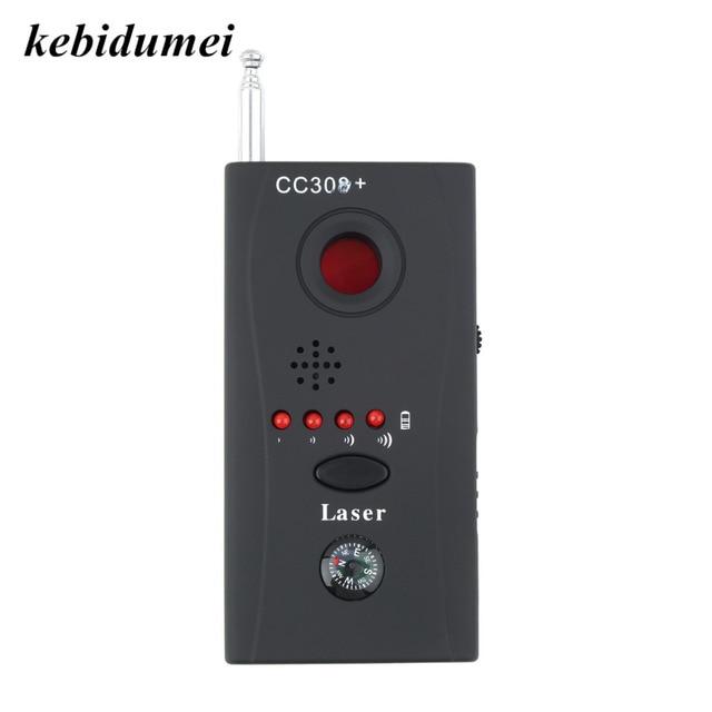 1 Sets Wireless RF Signal Detector CC308 + Multi-Function Camera GSM Alarm System built-in battery Full Range 5