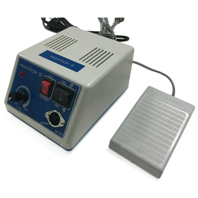 1set Dental South Korea MARATHON-III Engraving Controller Jewery Grinding Machine 220v/110v No Pen Handle Included
