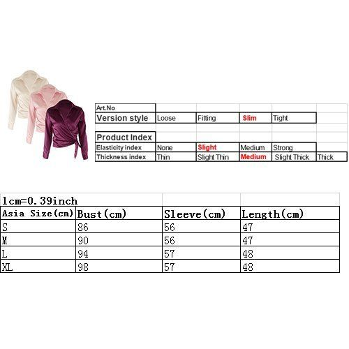 0b51f674c60c2c Women Silk Office OL Satin Slim Tie Knot Shirt Loose Casual Blouse Wrap  Tops Tee-in Blouses   Shirts from Women s Clothing   Accessories on  Aliexpress.com ...