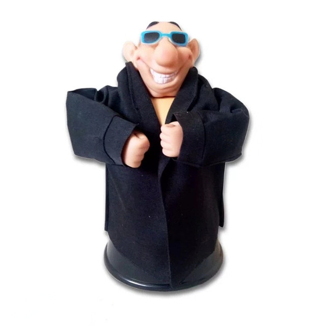 GANGNAM STYLE VERY DIRTY WILLY Funny Tricky Toys Voice Control Dolls WATCH ME GROW for Birthday Gift New design Practical JokesNovelty & Gag Toys