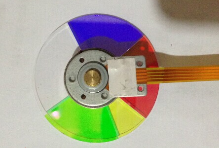 Projector Color Wheel For VIVITEK X509+