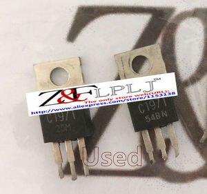 Image 1 - Transistor / Type de marque originale C1971 n ° 2SC1971 (utilisé, broche courte) 5 pièces/lot