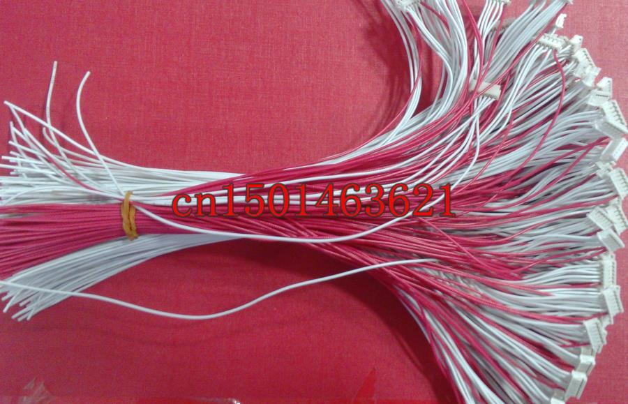 Airborne Dust Sensor Cable Length 20CM 6PIN Single Head For GP2Y1010AU0F