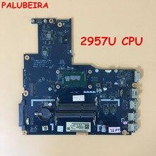 PALUBEIRA высокое качество ZIWB2 ZIWB3 ZIWE1 LA-B092P для Lenovo B50-70 материнская плата (для intel 2957U CPU ) 100% тестирование