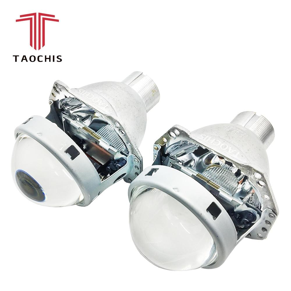 TAOCHIS Auto head light 3 0 inch Bi xenon Projector Lens replace 3R G5 HELLA H4