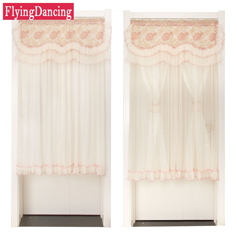 Lace Curtains Modern Kitchen Curtains Rustic Home Decor