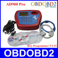 Новейший V3.15 AD900 Pro Auto Key Программист С 4D Функции Супер AD 900 С 3 Года Гарантии