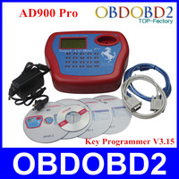 Newest AD900 Pro Auto Key Programmer V3 15 With 4D Function Super AD 900 With 3