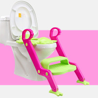 Hot Sale Safety Baby Step Ladder Potty Chair Kids Foldable Toilet Seat Trainer Infant Non Slip