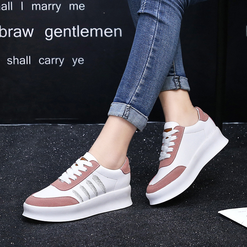women flats fashion platform loafers women shoes tenis feminino flock shoes for women spring autumn slip on casual shoes women hot 2017 new fashion womens weave shoes spring summer mixed color breathable casual shoes flats slip on loafers tenis feminino