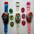 Japón Anime Reloj de sonido Iluminación Yokai (Ver el video detalles Sin caja original)