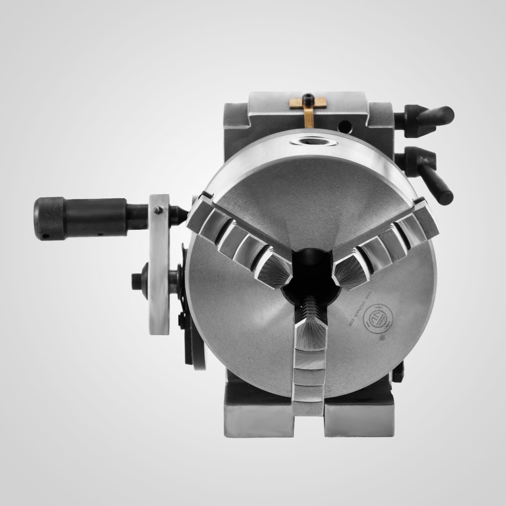 collet fixture 5CFDT universal dividing head/vertical milling machine head