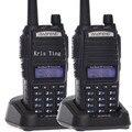$ Number PC Nueva Negro BaoFeng UV-82 Walkie Talkie 136-174 MHz y 400-520 MHz Radio de Dos Vías-envío gratis