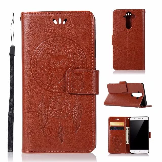 For Nokia 8 Sirocco Wallet Flip PU Leather Case For Nokia 8 Case For Nokia 8 Nokia8 Sirocco TA-1005 With Card Holder And Strap