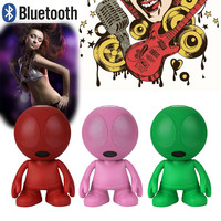 Mini Bluetooth Speaker Super Bass 3D Stereo Loudspeaker wireless Portable Speaker with Aux Micro SD Card #T20G