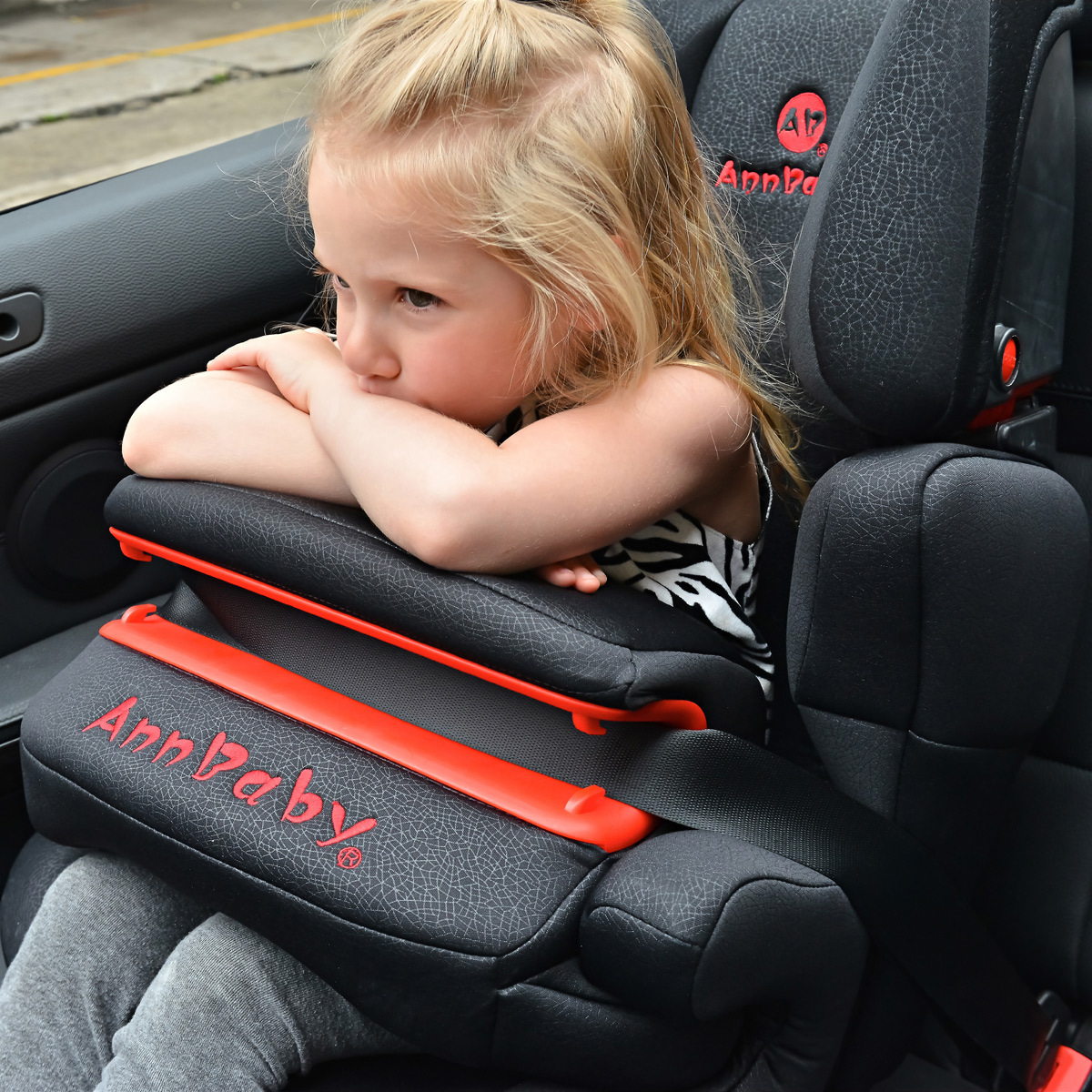 wholesale dropshipping children 39 s luxury car annbaby safety seat 9 months 12 year old auto. Black Bedroom Furniture Sets. Home Design Ideas