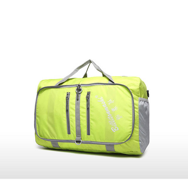 21a55a56d0 Online Shop Large Capacity Lightweight Foldable Sports Duffle Bag Water  Resistant Extra Large Travel Gym Bag Ultra Light Packable Gym Tote