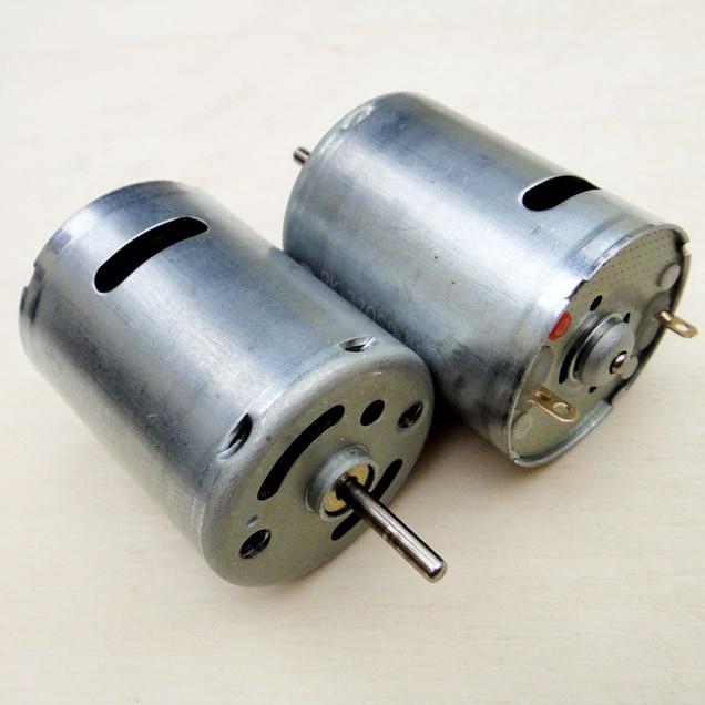 370 Motor 6 12v Model Aircraft Motor Fan Motor High Speed