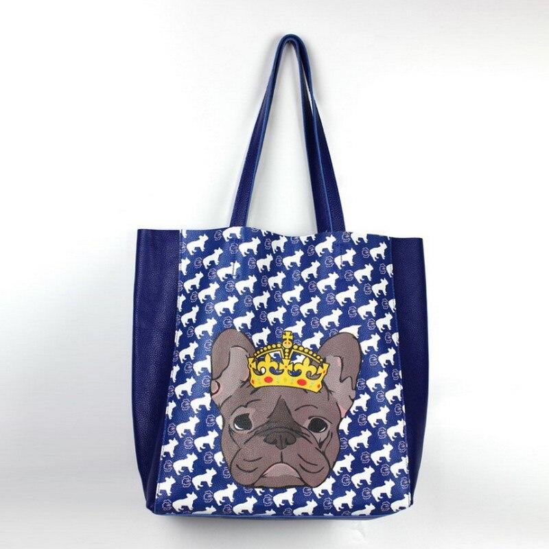 large big totes bag Animal Prints shopping bag leather shoulder handbag women brand fashion high quality 100% nice leather 2018 new brand animal large particle