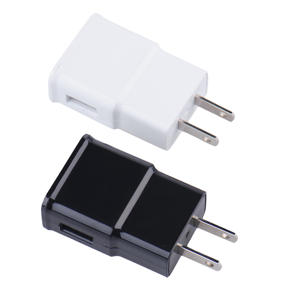 2A US/EU Plug Charger Adapter for Samsung S6 7 Edge 8 9+ Home Travel Convenient Charger iPhone Huawei