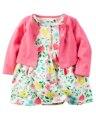 2017 дети девочка dress bebes девушки 2 шт. набор 100% хлопок Комбинезон + dress + шорты dress новорожденных малышей девушка одежда