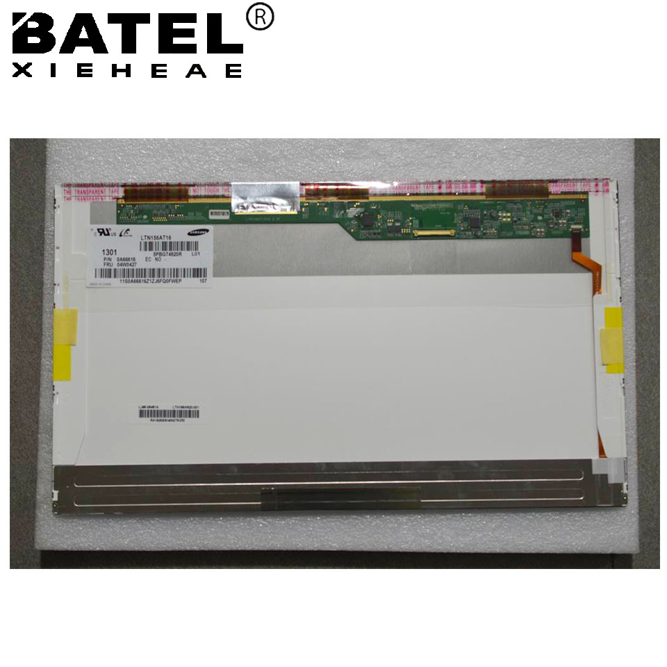 Replacement for packard bell Laptop Screen Matrix for packard bell EASYNOTE LJ65 17.3 1600X900 LCD Screen LED Display Panel 13 3 for sony vpc sa sb sc sd vpc sa25 vpc sa27 claa133ua01 1600 900 laptop screen lcd led display screen 1600 x 900 40 pins