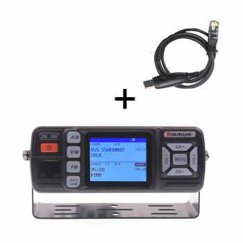 BJ-218 Upgrade visionBaojie Walkie Talkie BJ-318 25W Dual Band 136-174&400-490MHz Car FM Radio BJ318 VHF UHF Mini Mobile radio - DISCOUNT ITEM  15% OFF All Category