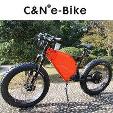 2018 Hottest selling 72v 5000W Snow Fat Ebike Electric Bike Electric bicycle Enduro ebike