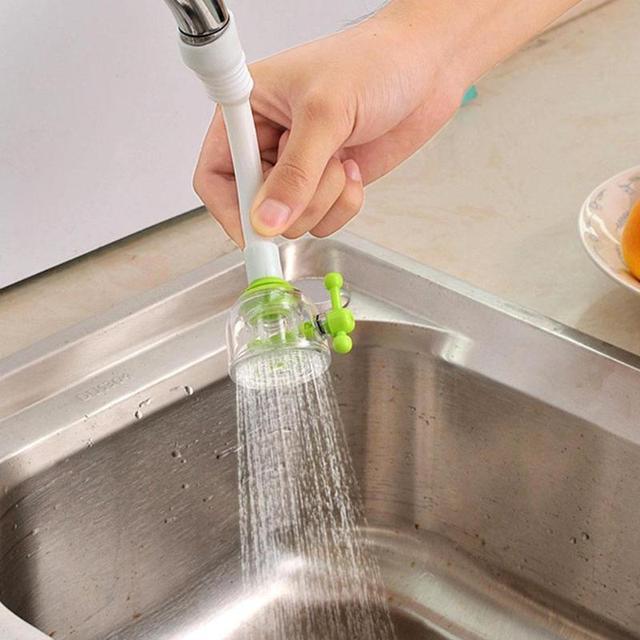 調整可能な節水ホームキッチンタップシャワーヘッドホース蛇口バルブスプリンクラーフィルターエアレーター加圧ノズル注ぎ口