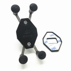 Image 5 - טלפון נייד מחזיק ערש עבור אוניברסלי X נייד גריפ עם 1 אינץ כדור עבור RAM Mounts