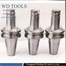 BT40-ER16-70 Have Stock BT40 ER16 Milling Machine Tool Holder bt40 er16 125l milling chuck tool holder for cnc milling machine center