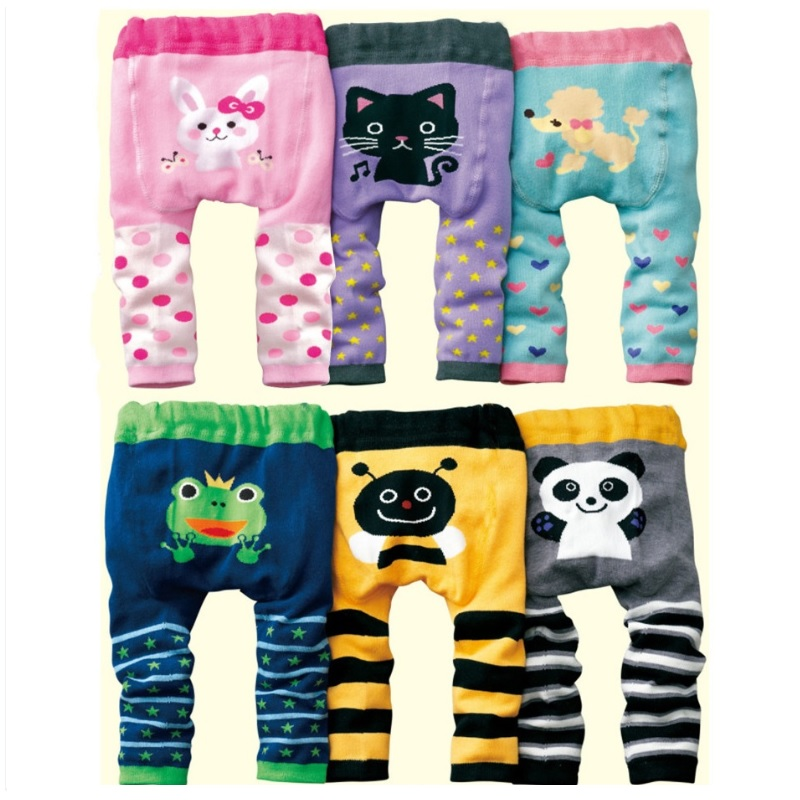 Leggings Newborn Tights Baby-Pants Long-Trousers Harem Girl Boy Autumn title=