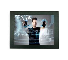 15-inch capacitive multi-touch screen monitor,Supports up to 10 simultaneous touch points