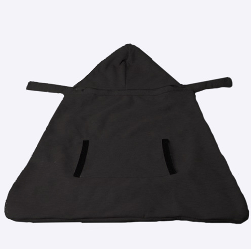 2019 Warm Cape Nursing Infant Baby Carrier Sling Soft Cloak Cover Winter Outdoor Holder Hooded Wrap
